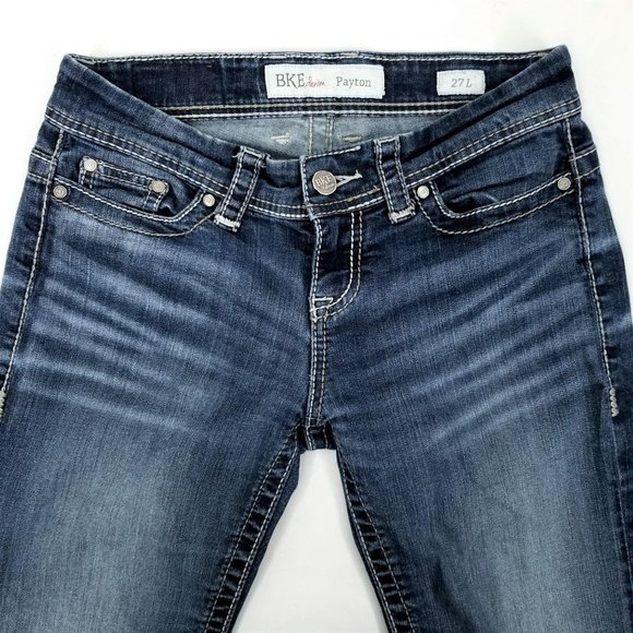 Buckle BKE Payton Jeans Stretch Medium Wash Boot